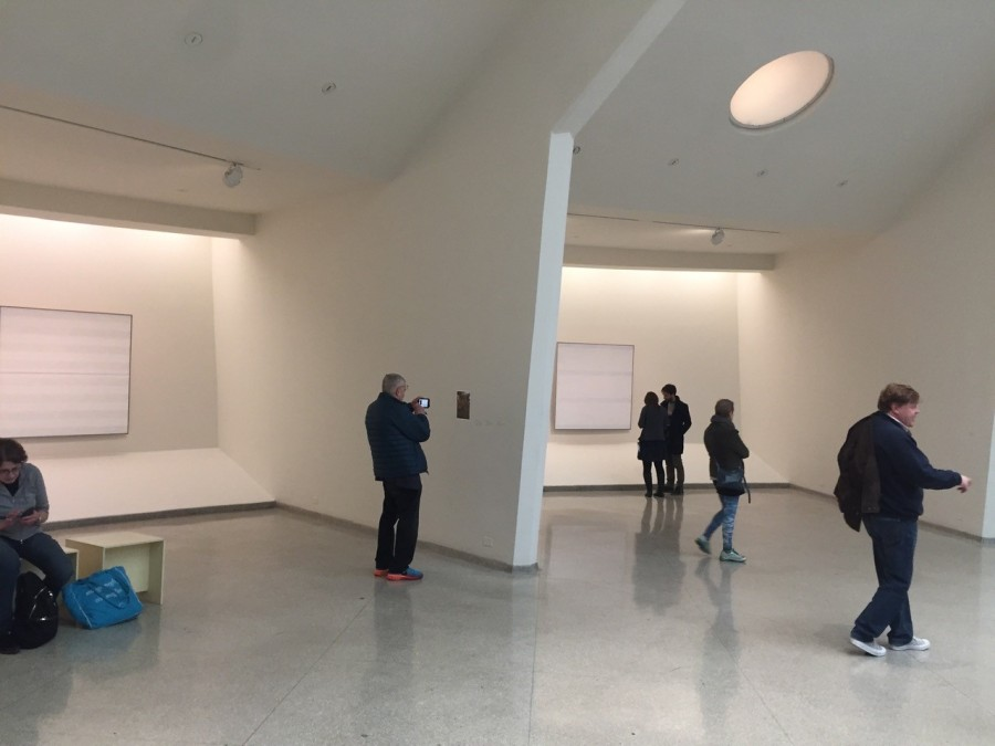 Fotografierender Besucher